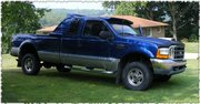 F-350 Super Duty Powerstroke 4x4 - 1 Owner